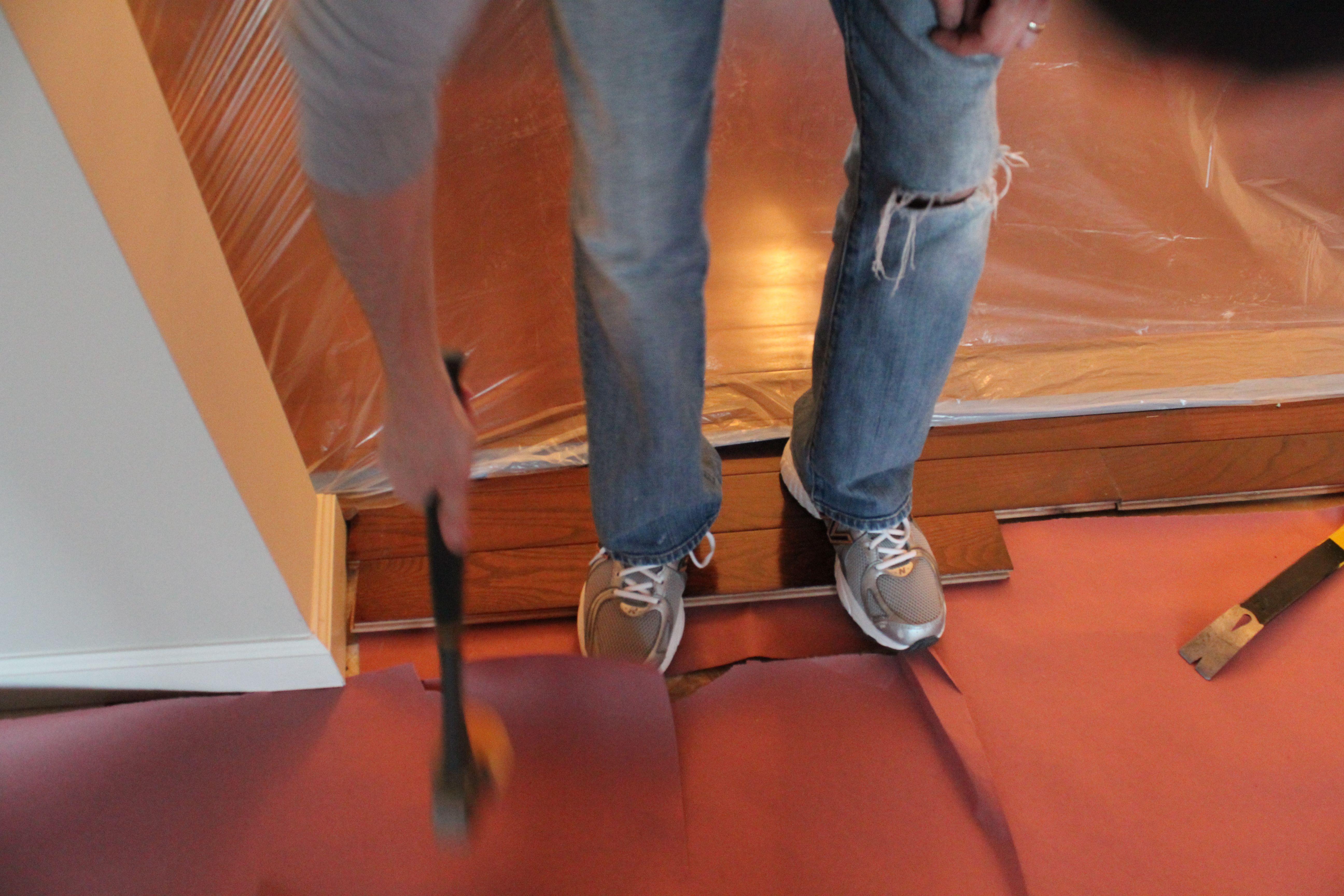 How to Install Hardwood Floors Hardwood floors
