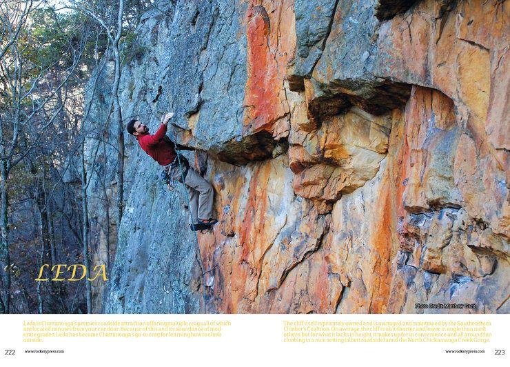 Rock Climbing Photo: Leda Free Day Guide