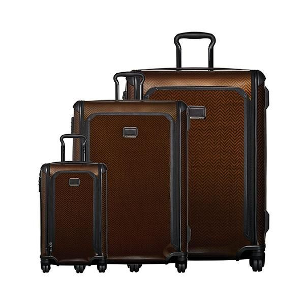 The 10 Best Luxury Luggage Sets To Invest In Elle Canada These Expandable Tumi Suitcases Are Perfect For Those Who Claim Be Light Packers