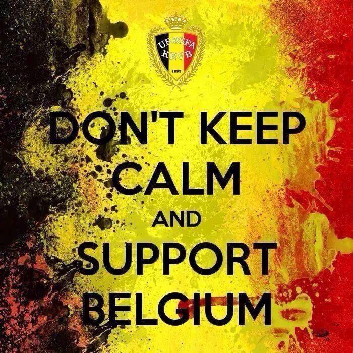 Support Belgium