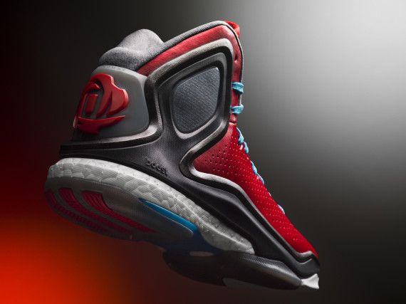adidas Basketball Unveils the D Rose 5 Boost   Tenis