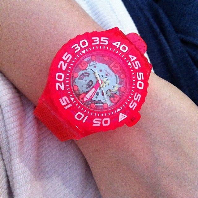 #Swatch DEEP BERRY http://swat.ch/1nGXDRe