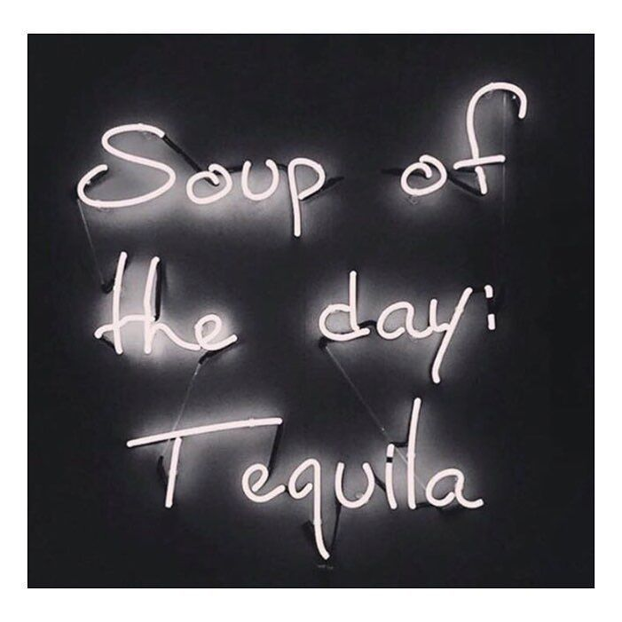 No soup for you!! #julytome #drinktequila  #tacotuesday #tacoreligion #tacolove #rockoutwithyoguacout  #tacosntequila #tacos #nomnomnom #getinmybelly #ihatetacos #saidnojuanever #tacosovervatos #gypsylife #gypsysoul #gypsygram #tacogram by gypsysouldesigns