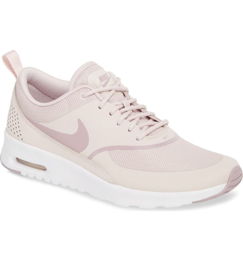 Air Max Thea Sneaker, Main, color, Barely Rose Elemental
