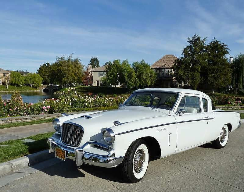 Picture Review Of The Studebaker The Hawks And Avanties Studebaker Vintage Cars Classic Cars