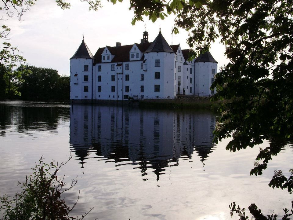 Glucksburg Schloss Flensburg Germany My First Castle Germany Travel Germany Castle