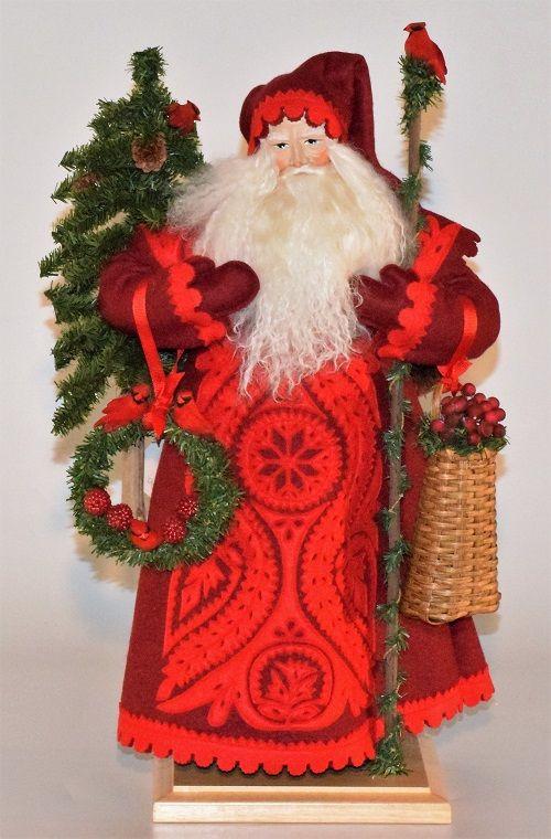Crimson Christmas No. 1622 Yr. 2002 $ 330.00