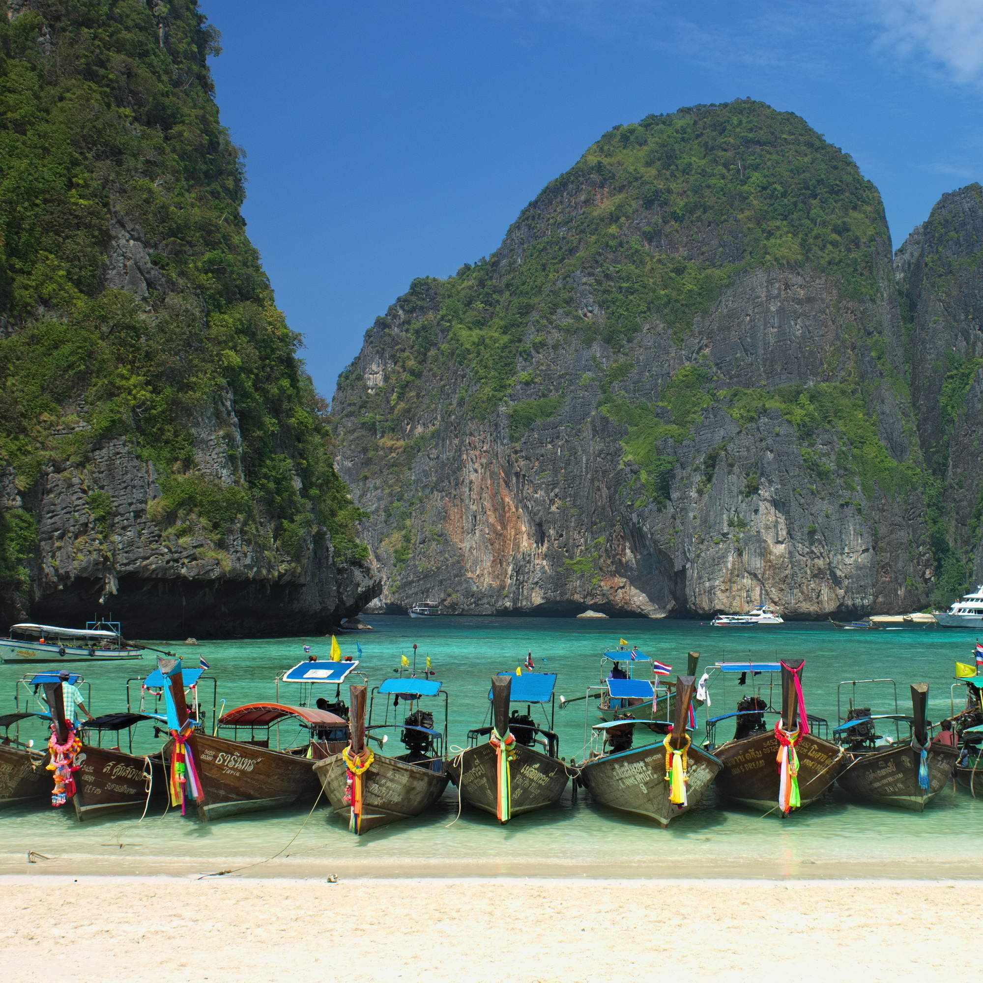 The 20 Most Beautiful Beaches In The World Beautiful Places To