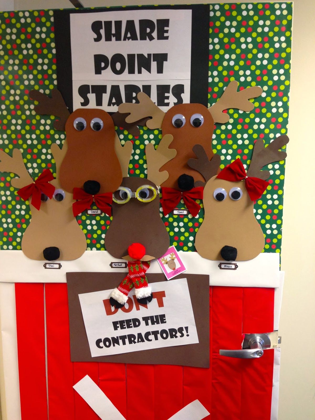 Office cubicle christmas decorating contest ideas - Christmas In July Office Decorations Yahoo Image Search Results