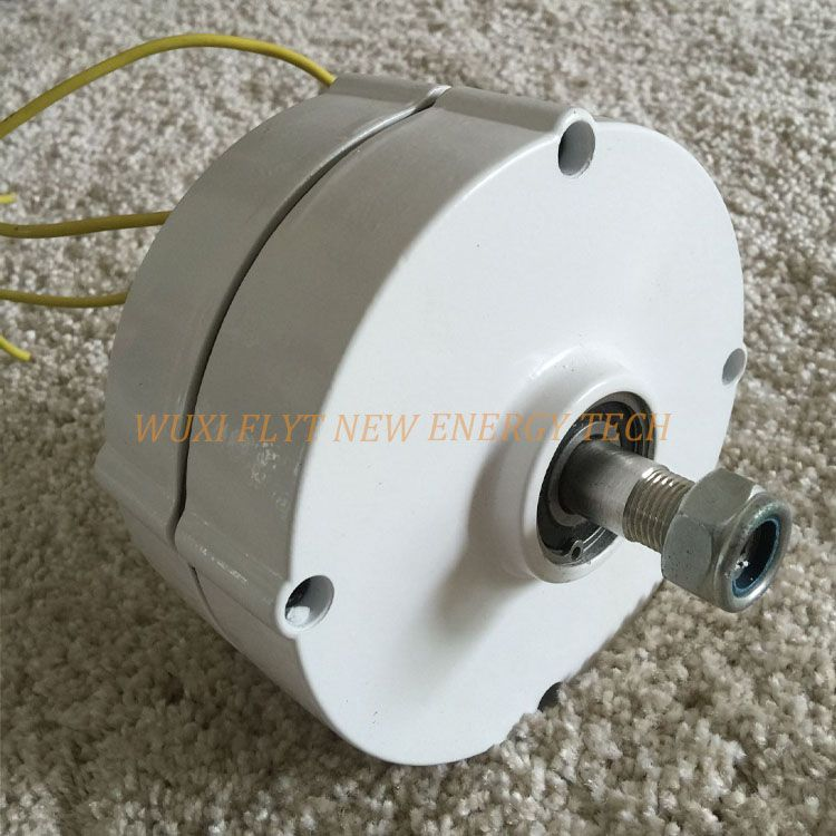 Hot Sale 100w 12v 3 Phase Ac Permanent Magnet Alternator Power Generator For Diy Wind Turbine Diy Generator Power Generator Diy Wind Turbine