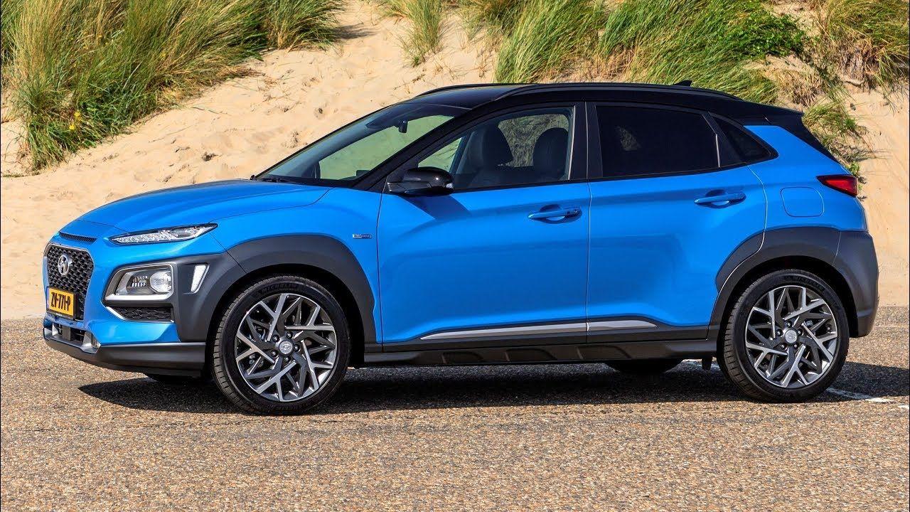 2020 Hyundai Kona Hybrid Fuel Efficient Suv Hyundai Suv