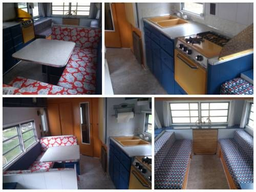 1977 Go Tag Along 19 Camper Glamper Tiny House Camper Retro Travel Trailers Glamper