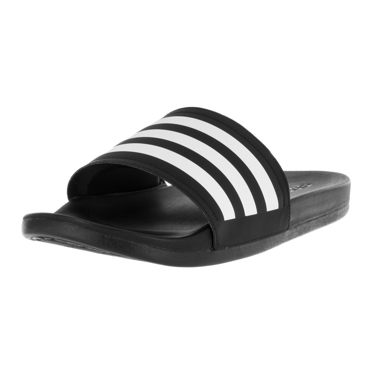 06cd07fea002 Adidas Men s Adilette CF Ultra C Black Sandal