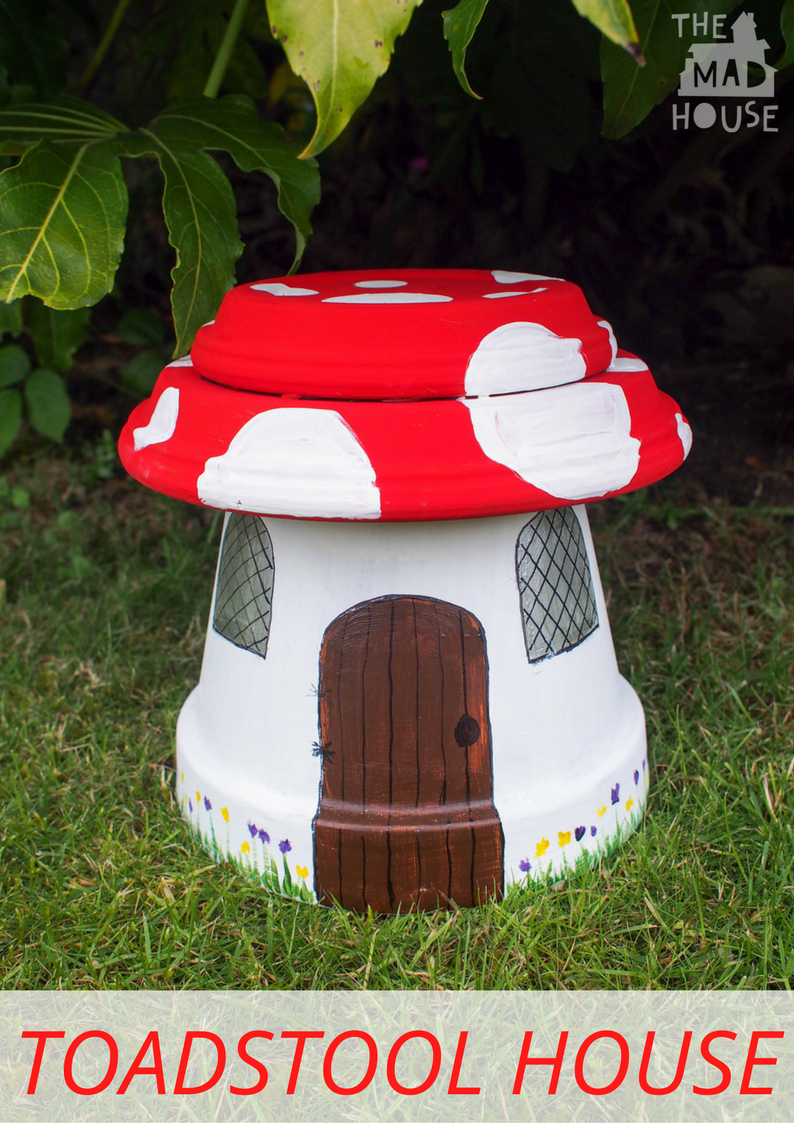 Photo of How to make a ToadStool House – #NoddyChallenge
