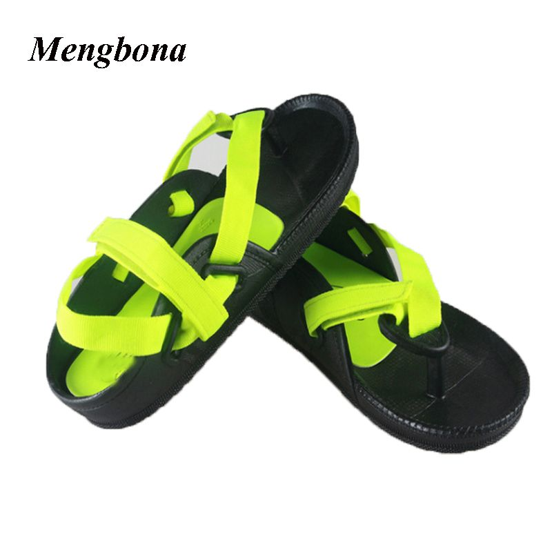 >> Click to Buy << 2017 New arrival Casual summer Men Sandals patchwork fashion men leisure flip flops chinelo masculino sandalias hombre LX034 #Affiliate