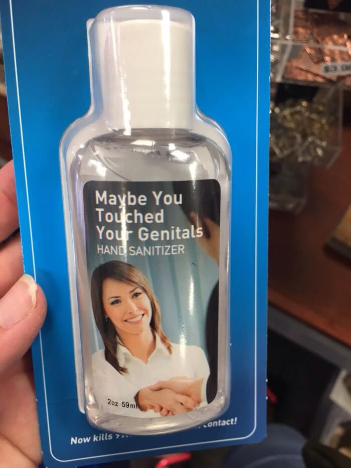 Yes This Is True We Shouldn T Have Alcohol Based Hand Sanitizers