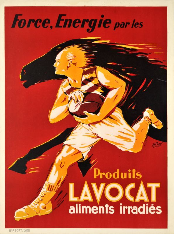 Force Energie Produits Lavocat Aliments Irradies