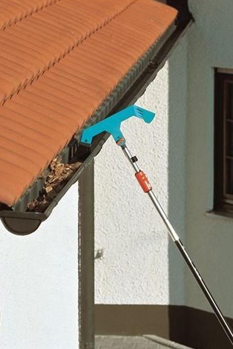 15 Unique Yard Tools Every Homeowner Needs This Fall Cleaning Gutters Gutter Cleaner Gutter