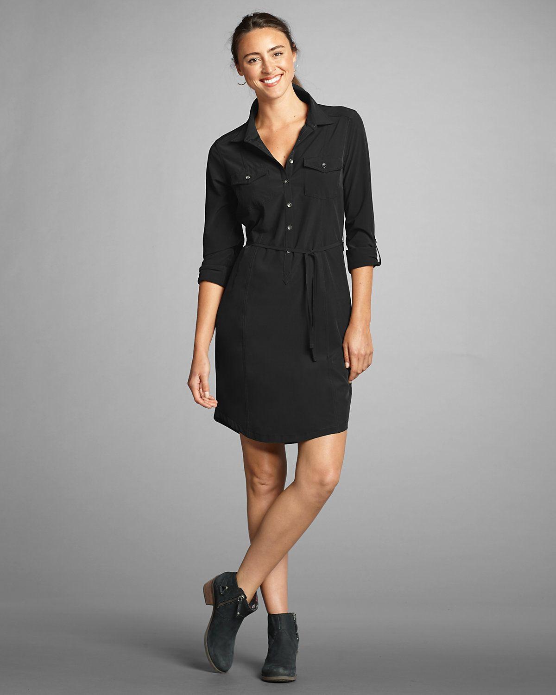 71f40ebe6b Women's Departure Shirt Dress | Eddie Bauer | Stitch Fix | Dresses ...