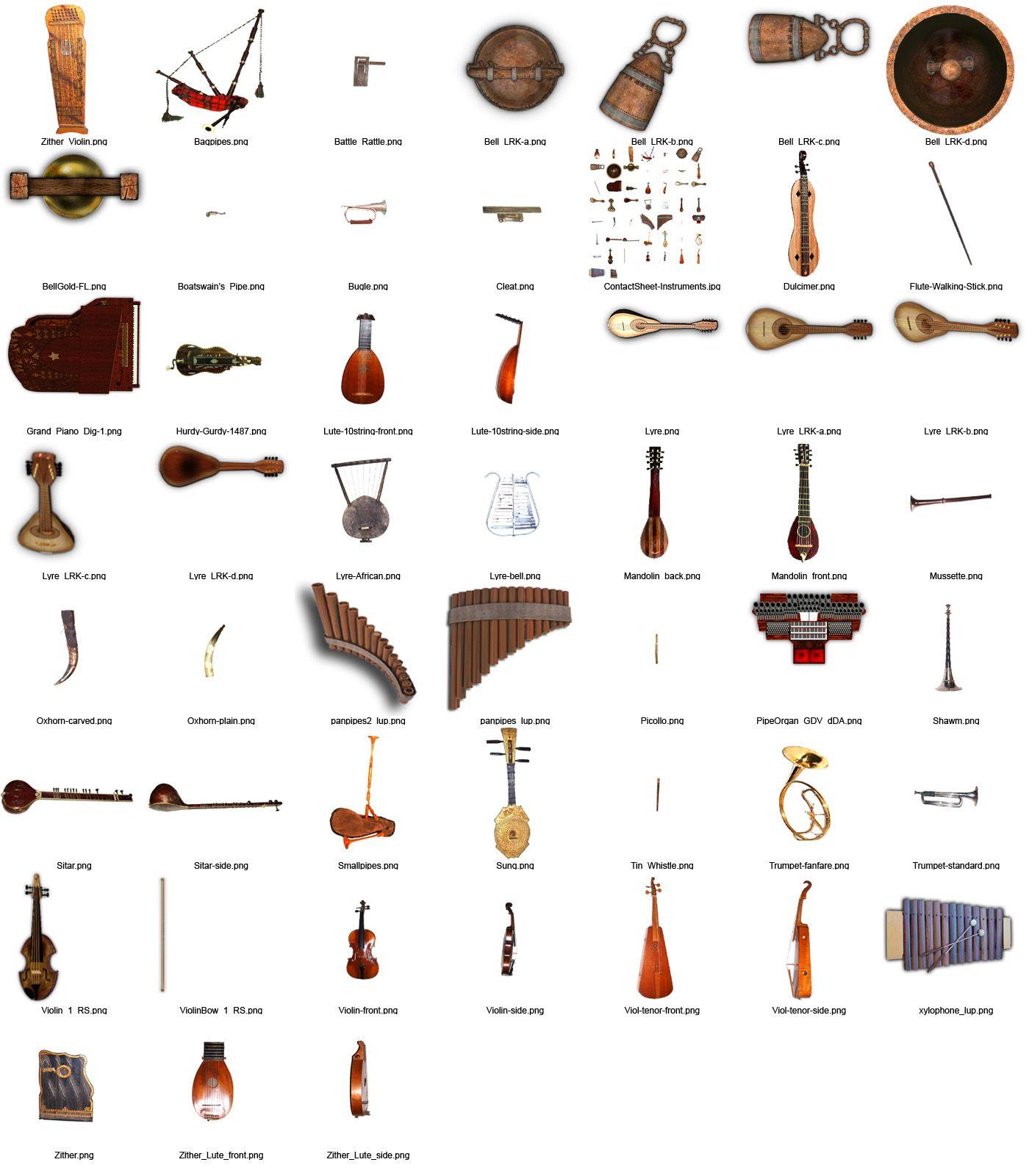 Recorder GIFT SET Musical instruments Violin Guitar Orchestra Drums
