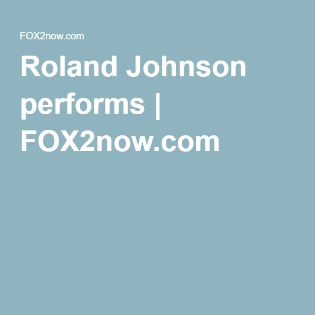Roland Johnson performs Projects to try Pinterest