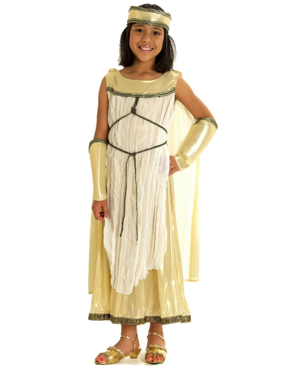 kids greek goddess aphrodite halloween costume - Helen Of Troy Halloween Costume
