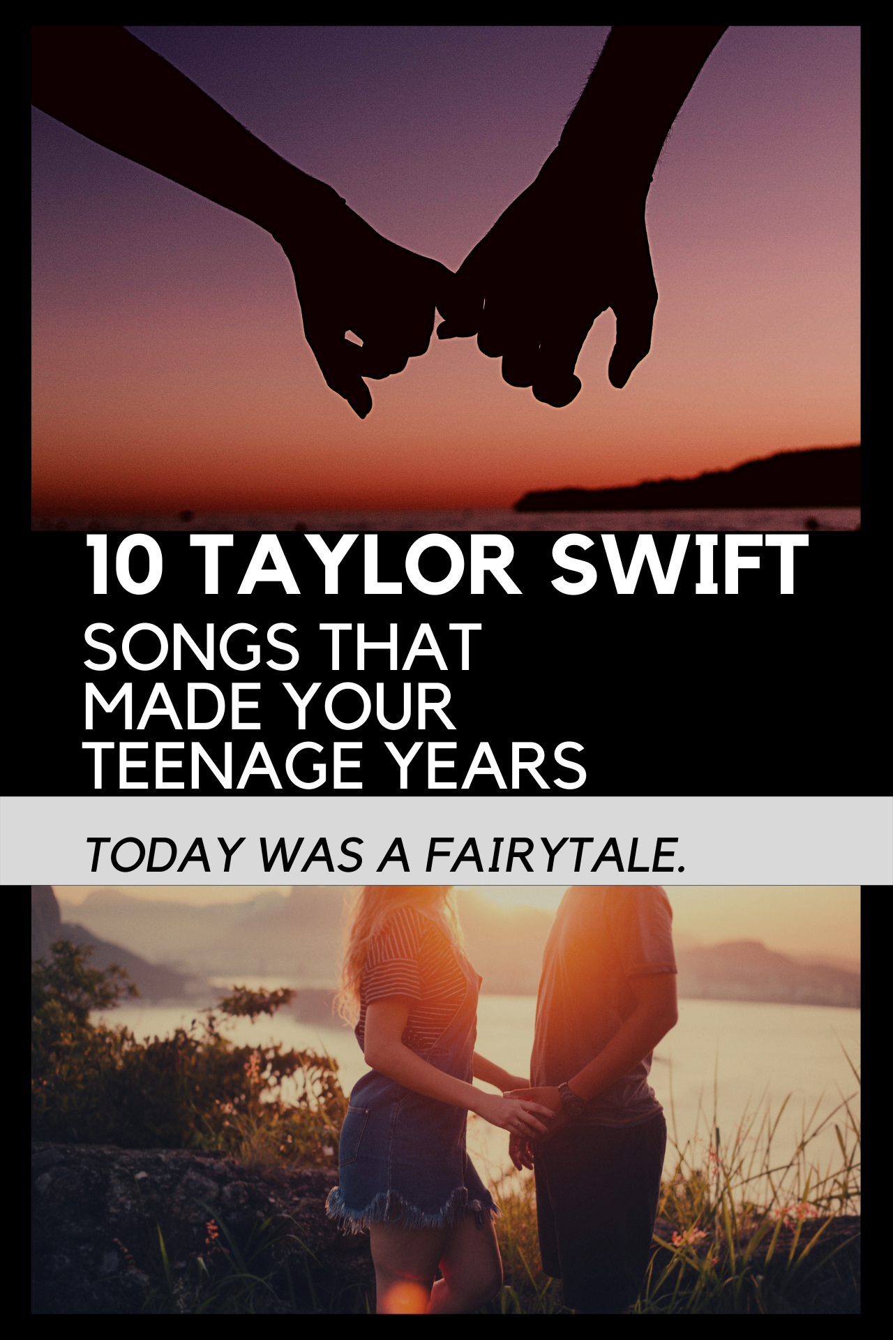 10 Taylor Swift Songs That Made Your Teenage Years