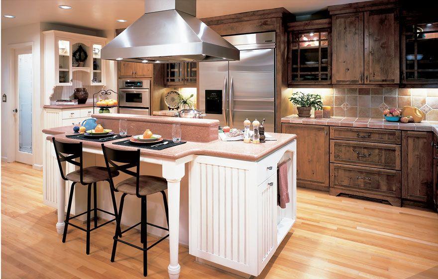Pueblo & Camden Kitchen | Wood Cabinet Door Gallery ...
