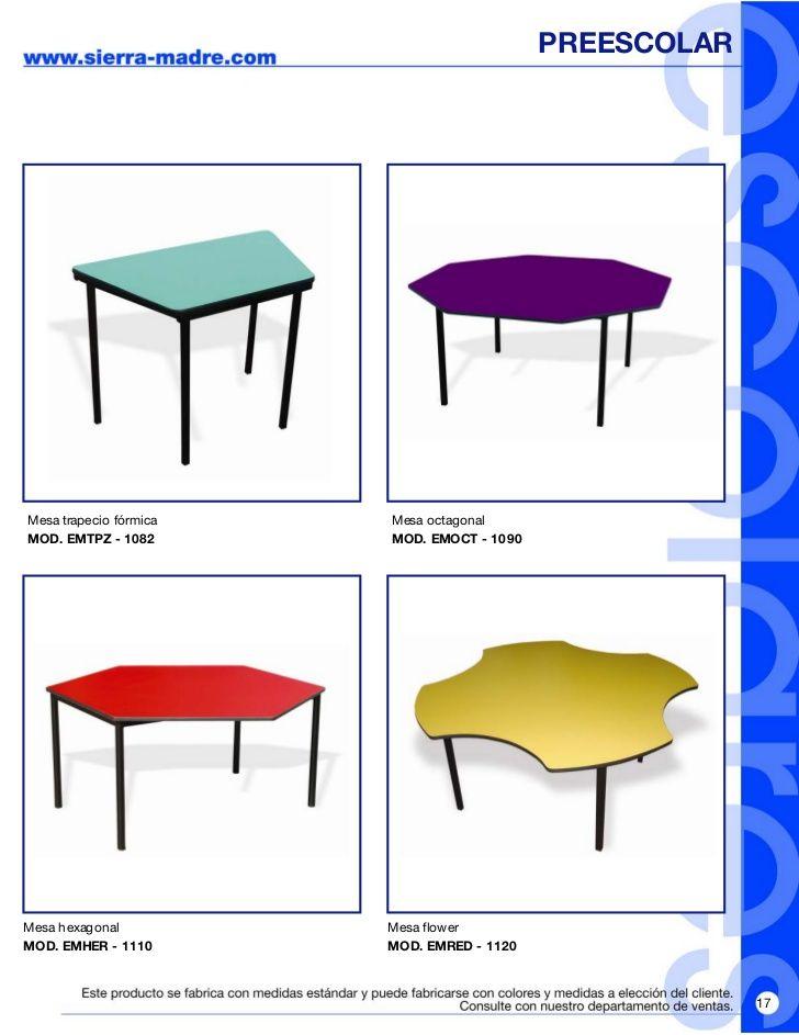Resultado de imagen de mesas para ni os medidas for Medidas sillas ninos