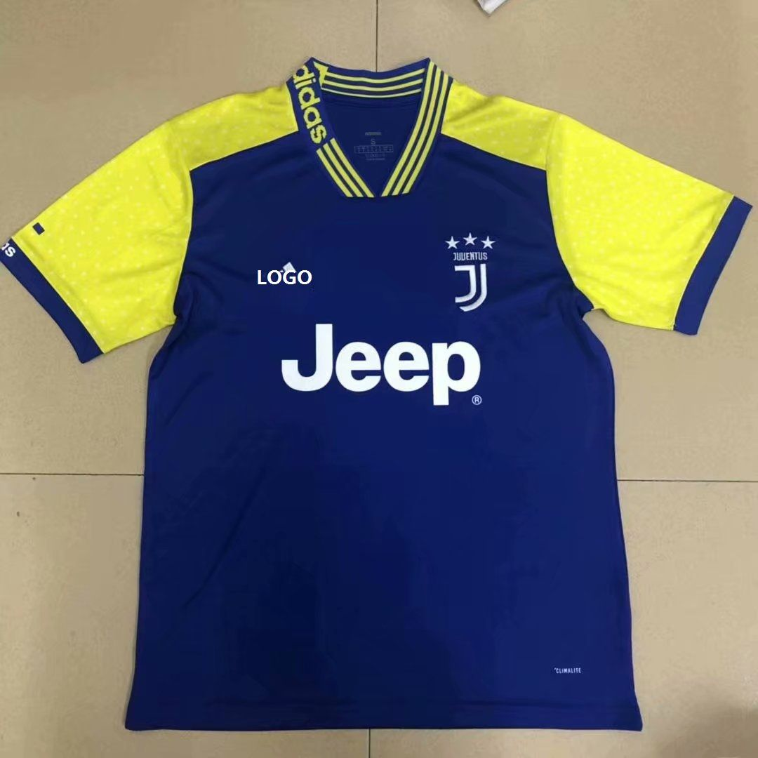 80ec39444 19-20 Juventus Special Blue Thai Quality Soccer Jersey | Thailand ...