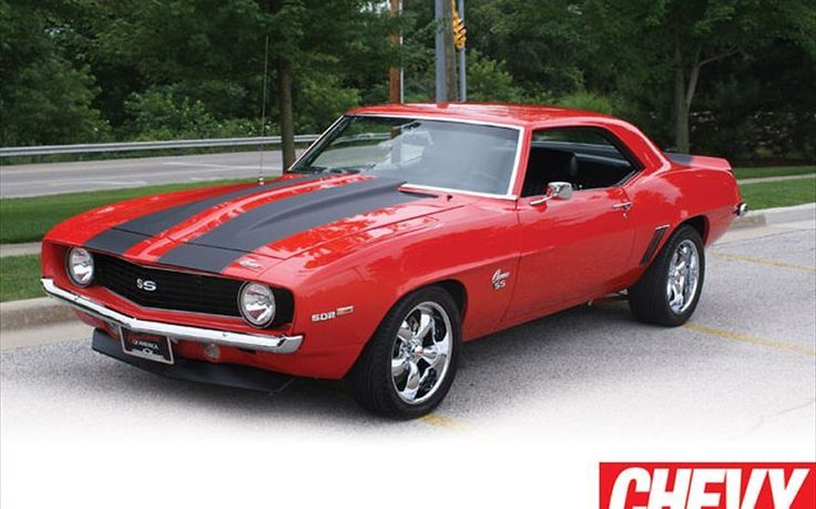 Vehicles For Classic Chevy Muscle Cars