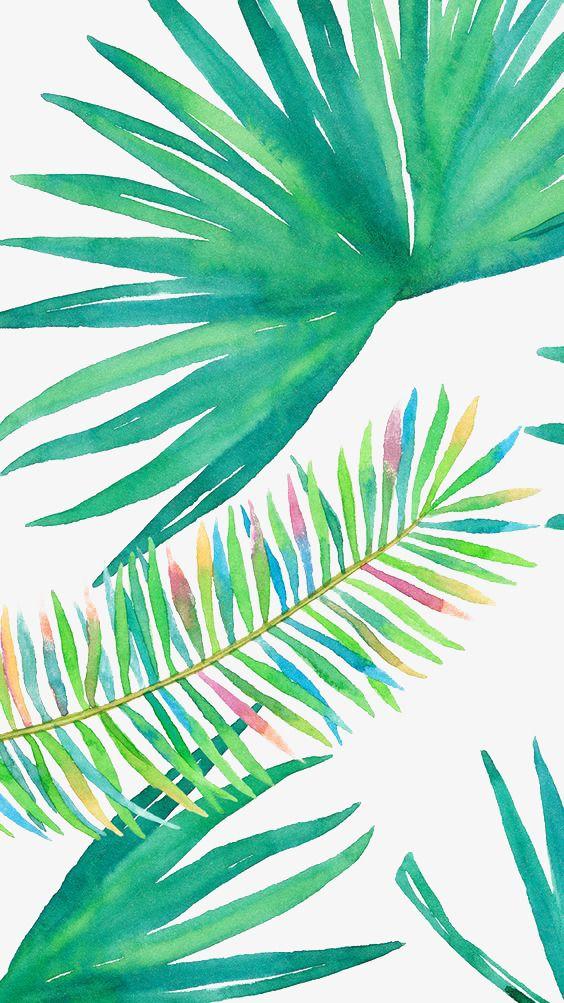 Watercolor Leaves Leaves Watercolor Green Png Transparent