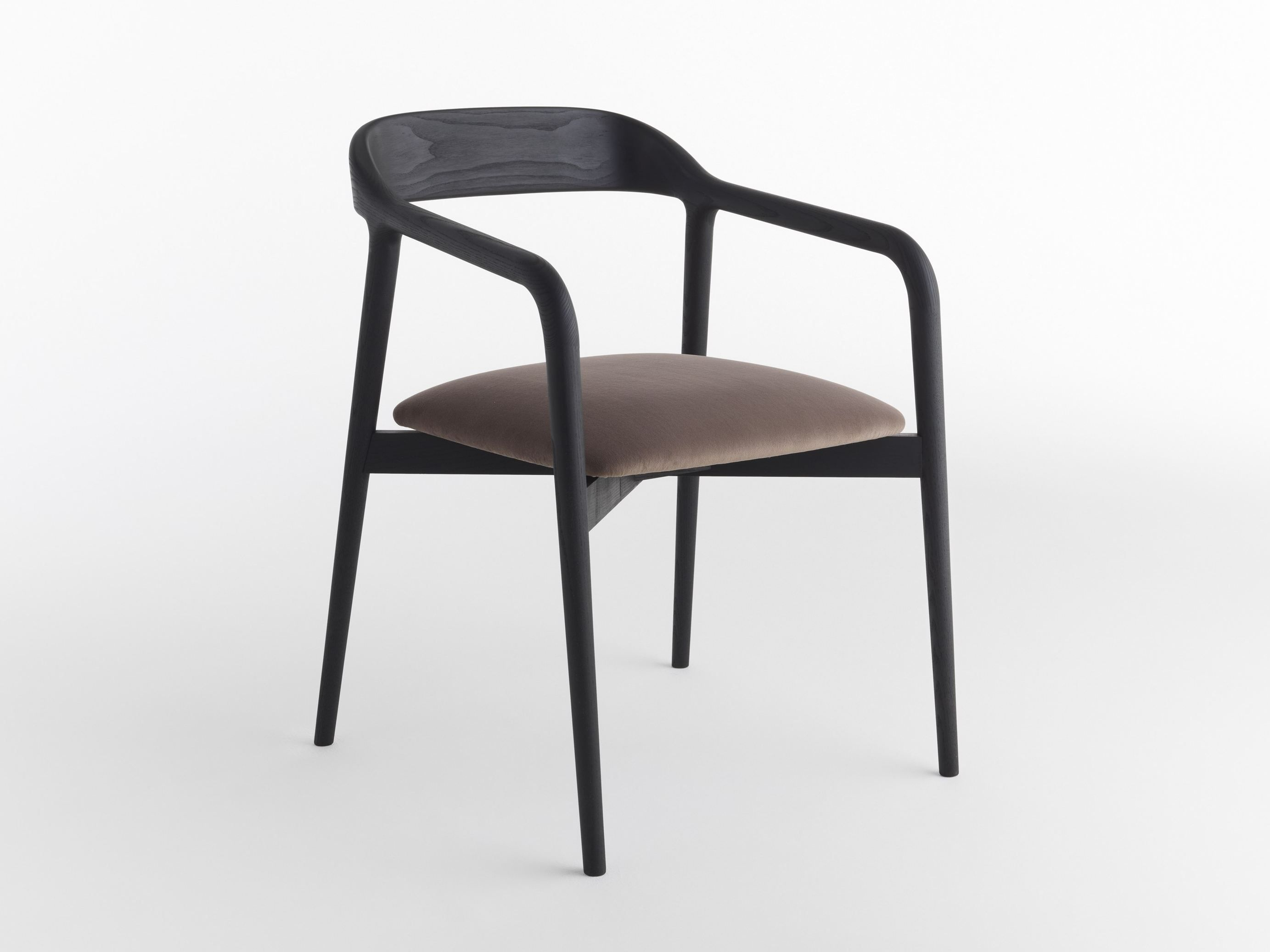 Easy Chair With Armrests Velasca By Casamania Horm Design Studio
