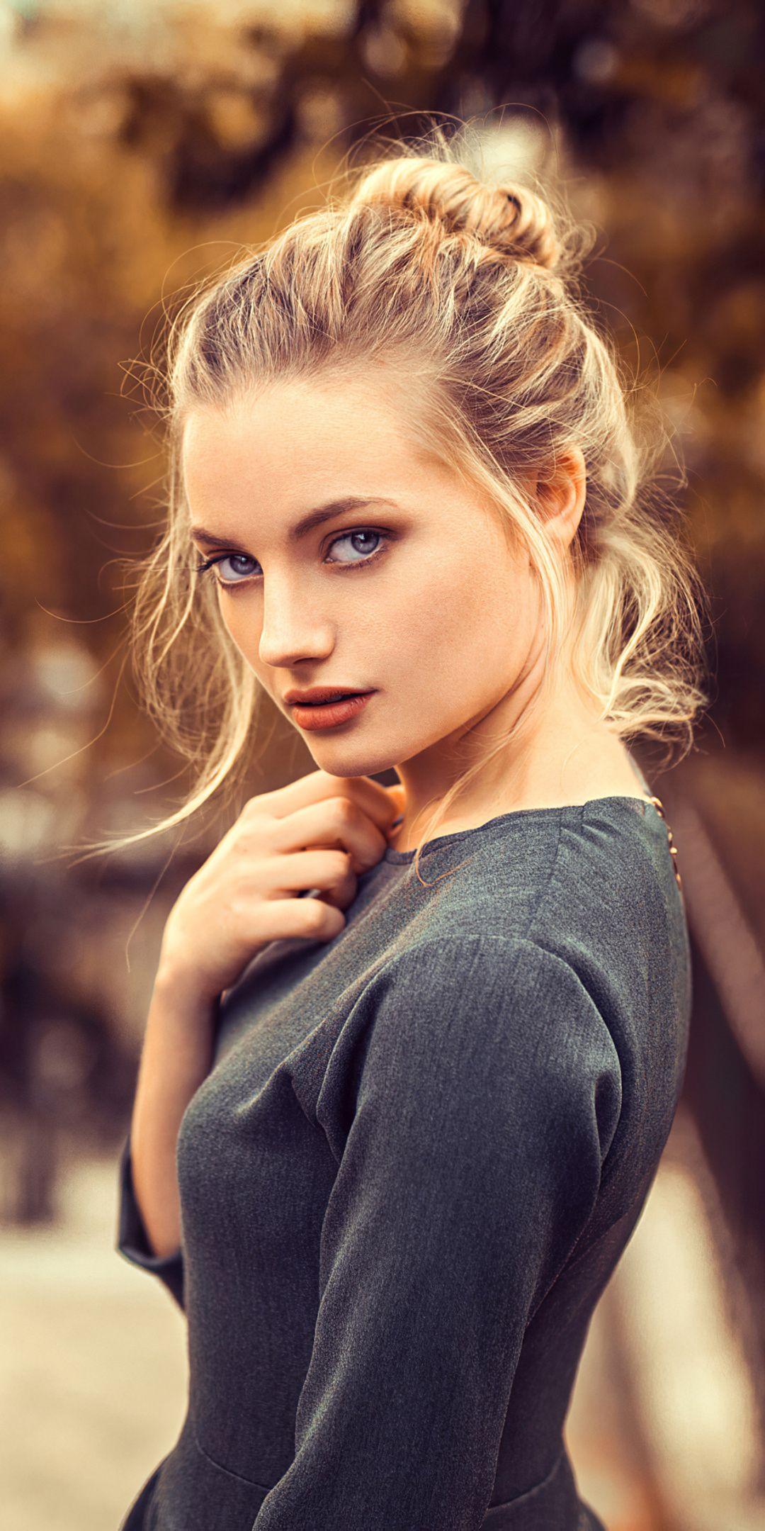 1080x2160 Blonde And Beautiful Woman Portrait Wallpaper Beautiful Girl Face Beautiful Model Girl Portrait Photography Women