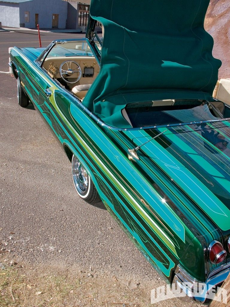 Lowriders Are For Fatties And The Candyman Sixty Five Is A Sick