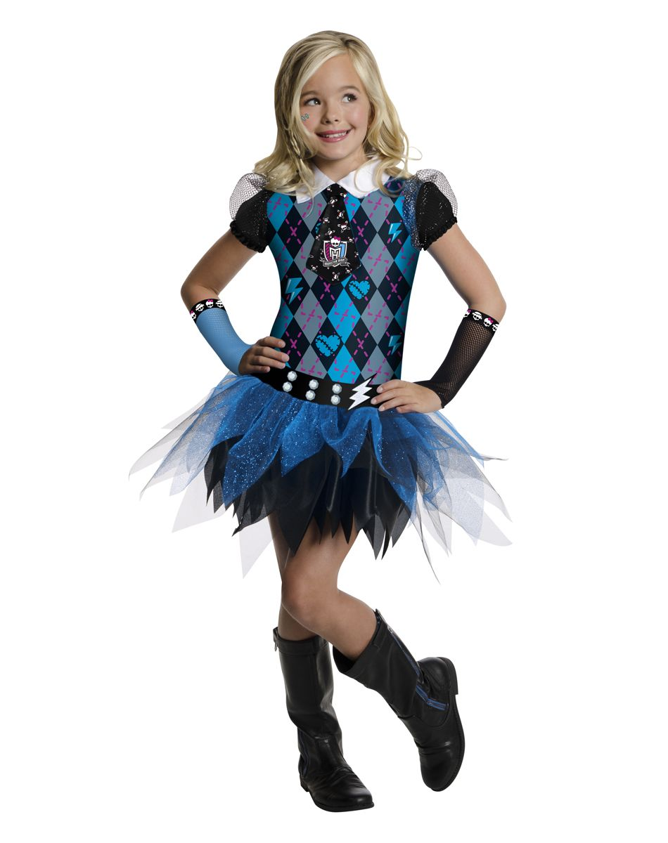 Halloween Costumes Halloween Decorations u0026 Accessories  sc 1 st  Pinterest & monster high costumes | ... Costumes / Girls Costumes / Witches ...