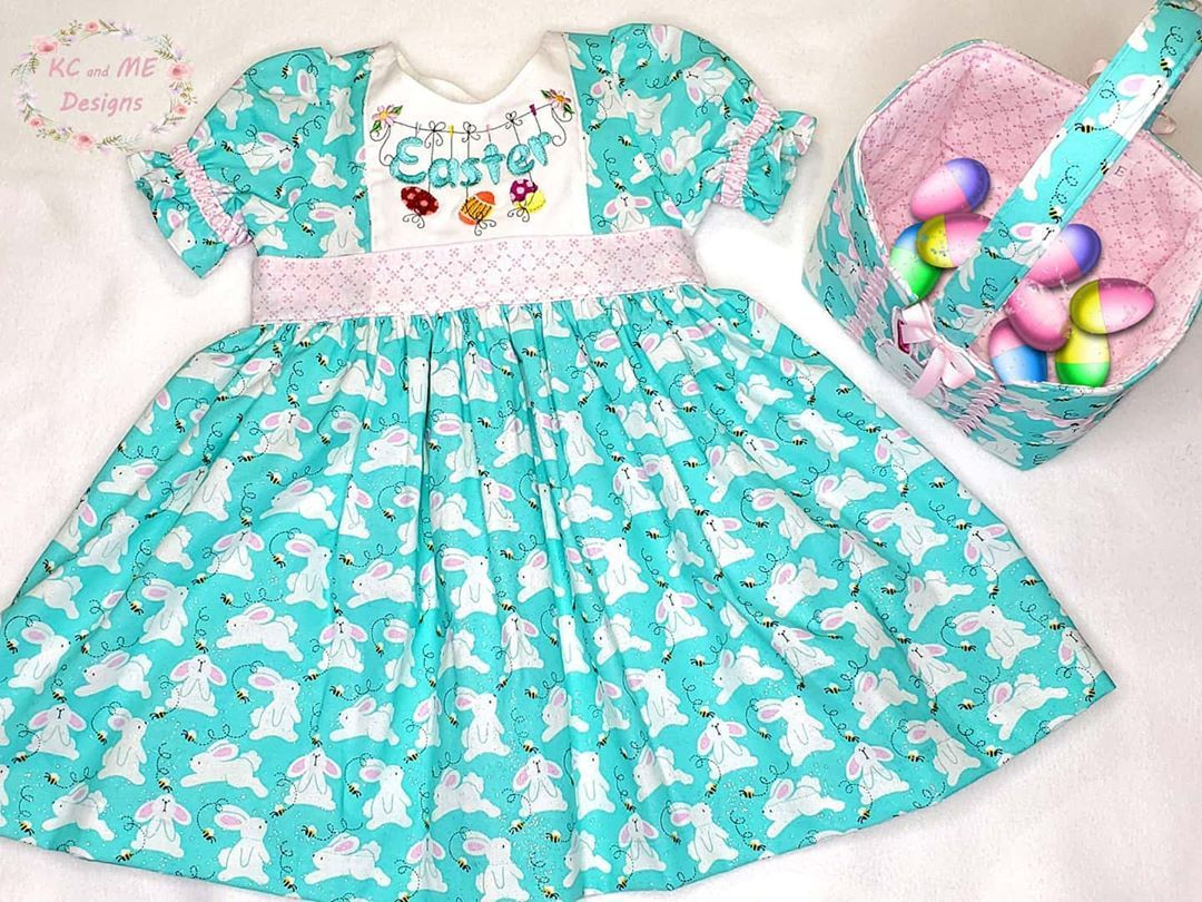 Who needs this adorable dress and basket for Easter They are releasing Thursday in our OOAK Auction Who needs this adorable dress and basket for Easter They are releasing...