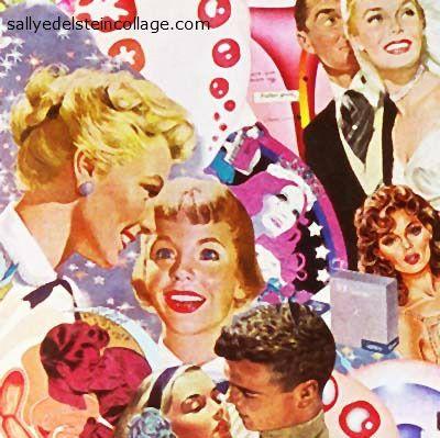 Menstruating In The Age of Mad Men  #vintage # Mad Men #ads #hunor