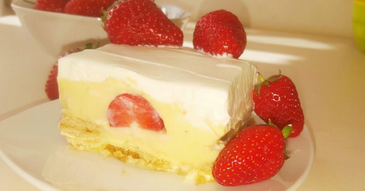 Pudding Kuchen Mit Butterkekse Ohne Backen Schnelle Kuchen Ohne