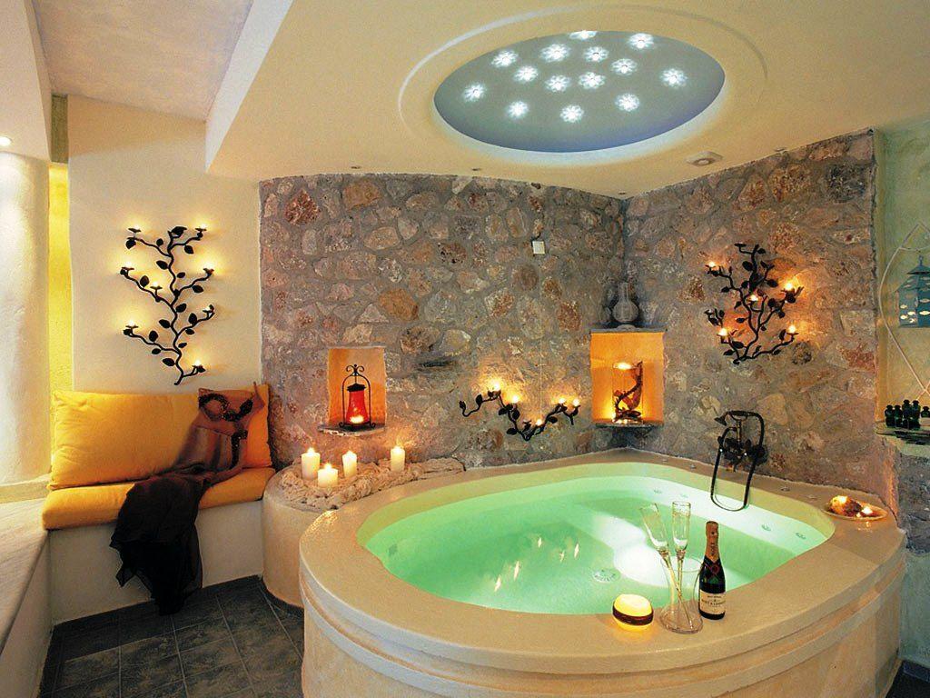 Honeymoon Room Decoration Bathroom