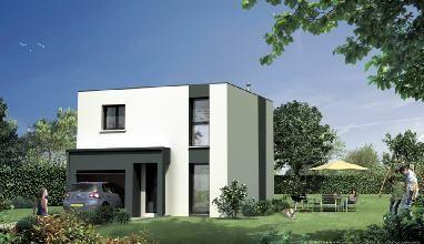 Une Maison Pas Chere Moderne Et Design Et Familiale Avec Mikit