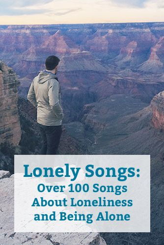 Good songs about loneliness