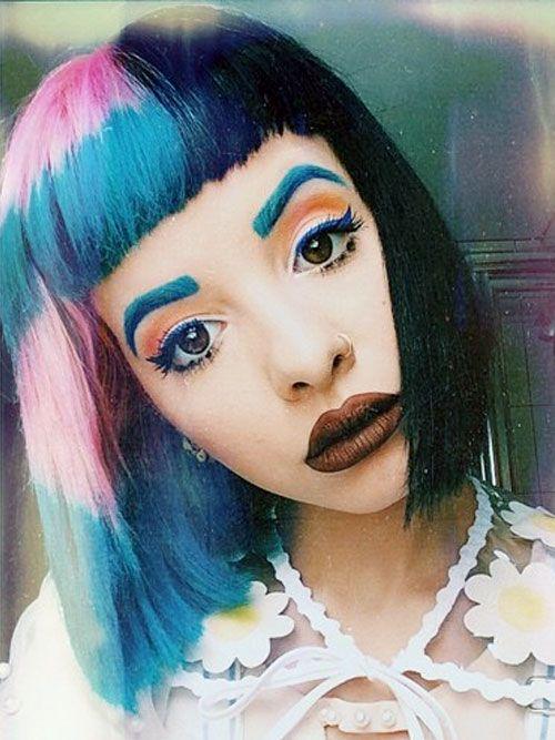 Populair Melanie Martinez/Hair Colors in 2019 | Music | Melanie martinez #SK42