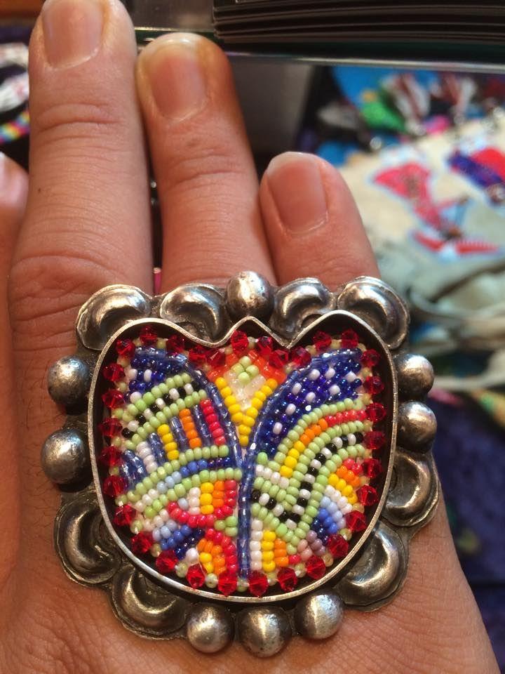 JT Willie Designs, Navajo - Tulip   ring