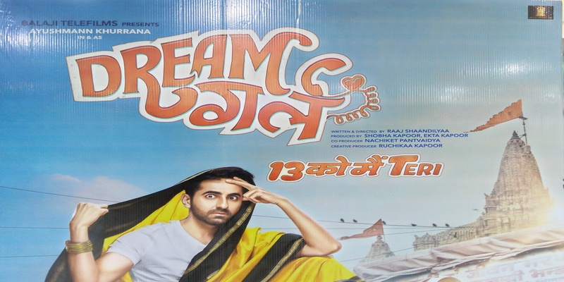 Dream Girl 2019 Movie Review The World Of Movies Movies Ayushmann Khurrana Girl Movies