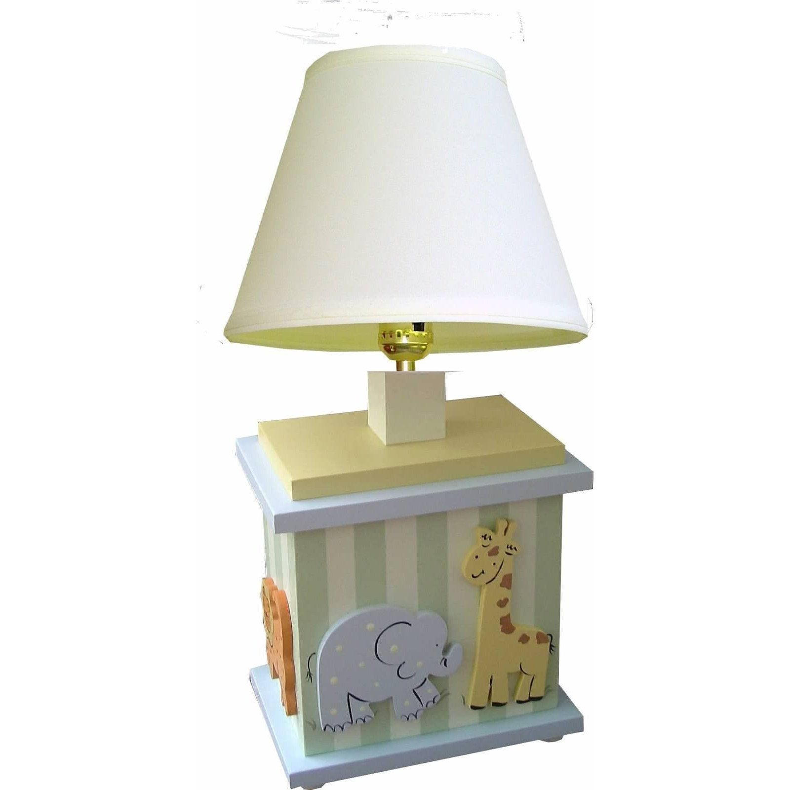 Safari table lamp products safari table lamp geotapseo Image collections