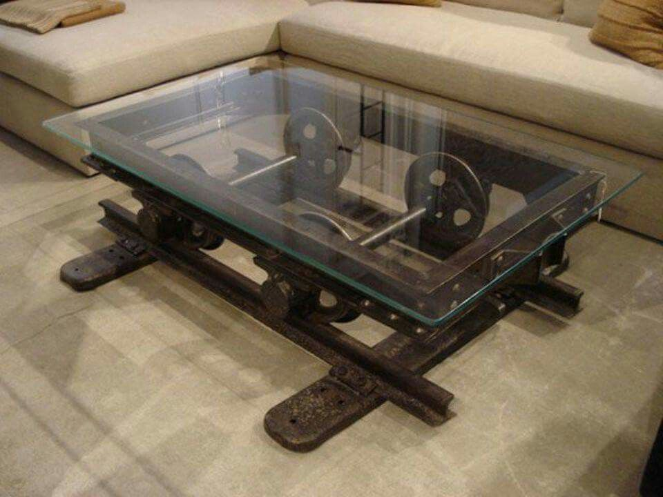 Man Cave Furniture Ideas. With A Bit Of Imagination, Furniture And Found  Objects Can