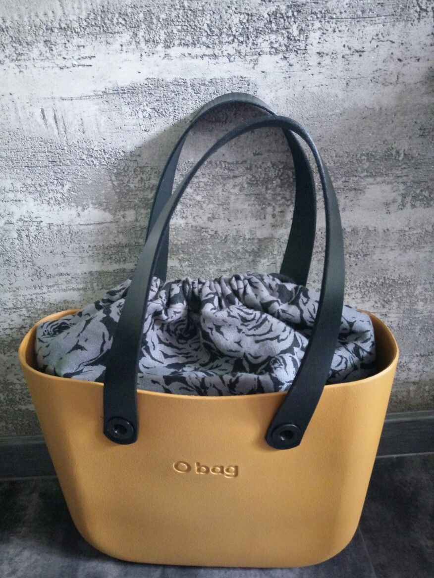 589cb590e8594 Obag Narcissus in black ang grey