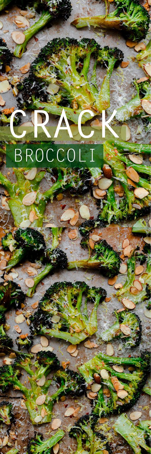 Crack Broccoli -   21 yummy broccoli recipes
