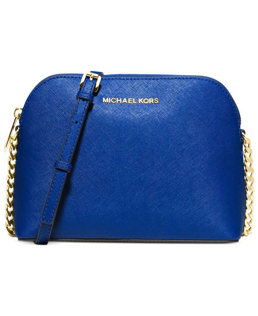MICHAEL Michael Kors Cindy Large Dome Crossbody in 2019
